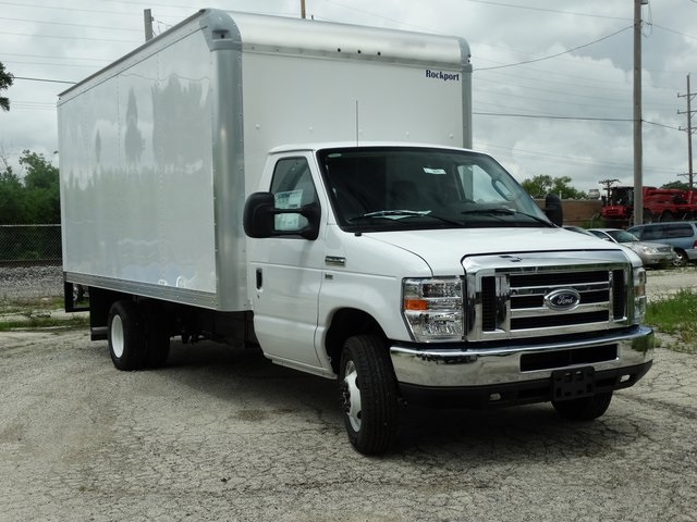 2018 E-350 4x2,  Rockport Cutaway Van #56061 - photo 6