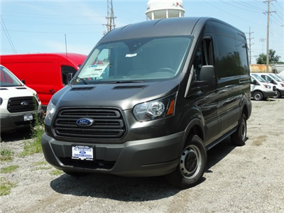 2018 Transit 250 Med Roof 4x2,  Empty Cargo Van #56070 - photo 1
