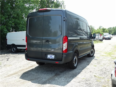 2018 Transit 250 Med Roof 4x2,  Empty Cargo Van #56070 - photo 7