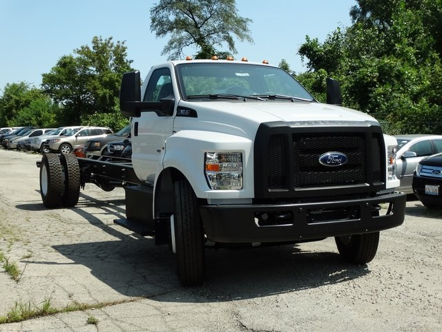 2018 F-650 Regular Cab DRW 4x2,  Cab Chassis #56118 - photo 6