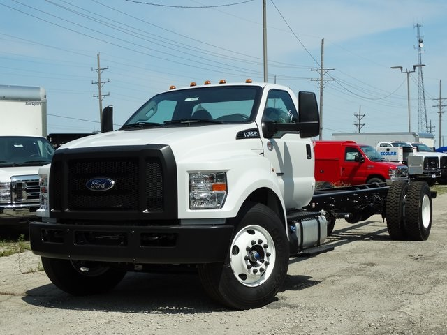 2018 F-650 Regular Cab DRW 4x2,  Cab Chassis #56122 - photo 1