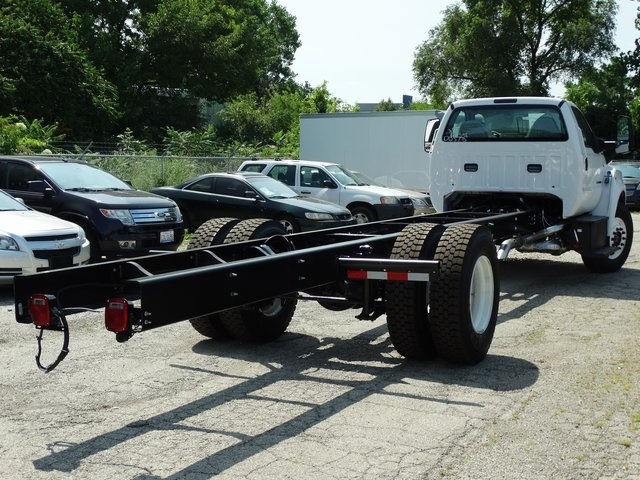 2018 F-650 Regular Cab DRW 4x2,  Cab Chassis #56122 - photo 2