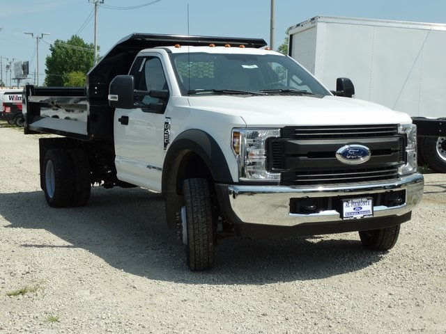 2018 F-450 Regular Cab DRW 4x2,  Knapheide Dump Body #56130 - photo 6