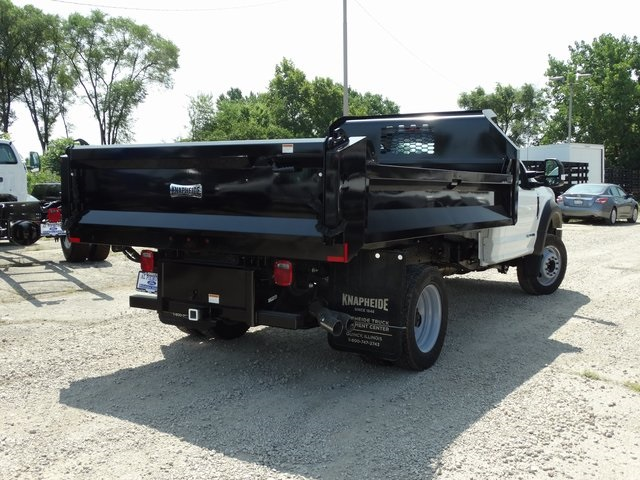 2018 F-450 Regular Cab DRW 4x2,  Knapheide Dump Body #56130 - photo 2