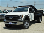 2018 F-450 Regular Cab DRW 4x2,  Knapheide Dump Body #56130 - photo 1