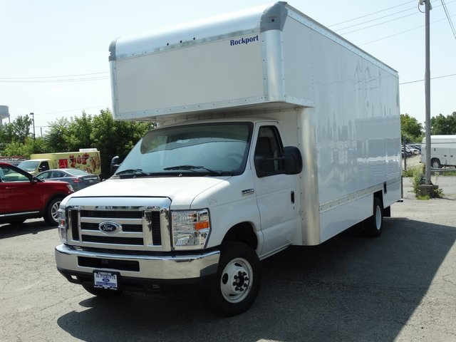 2018 E-450 4x2,  Rockport Cutaway Van #56131 - photo 1