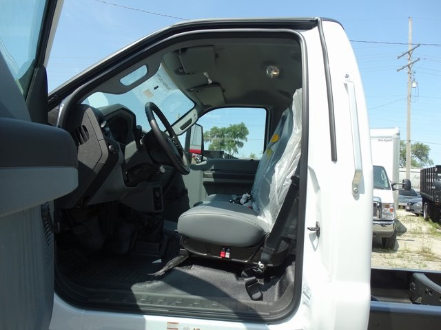 2018 F-650 Regular Cab DRW 4x2,  Cab Chassis #56148 - photo 10