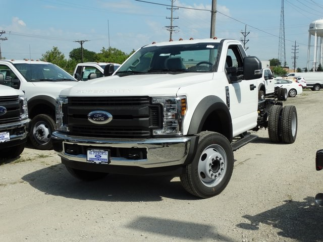 2019 F-450 Regular Cab DRW 4x2,  Cab Chassis #56154 - photo 1