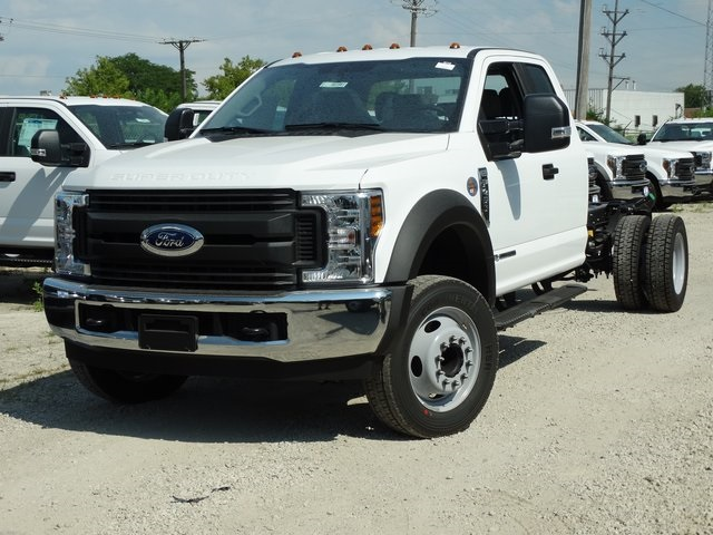 2019 F-450 Super Cab DRW 4x4,  Cab Chassis #56166 - photo 1