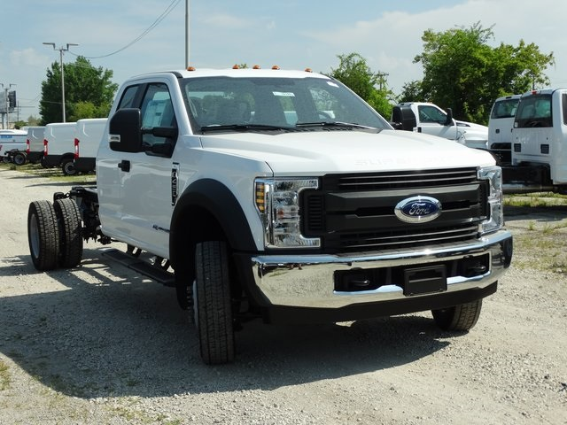 2019 F-450 Super Cab DRW 4x4,  Cab Chassis #56166 - photo 6
