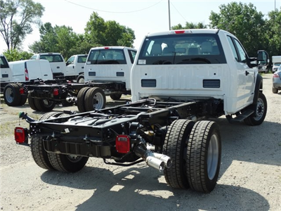 2019 F-450 Super Cab DRW 4x4,  Cab Chassis #56166 - photo 2