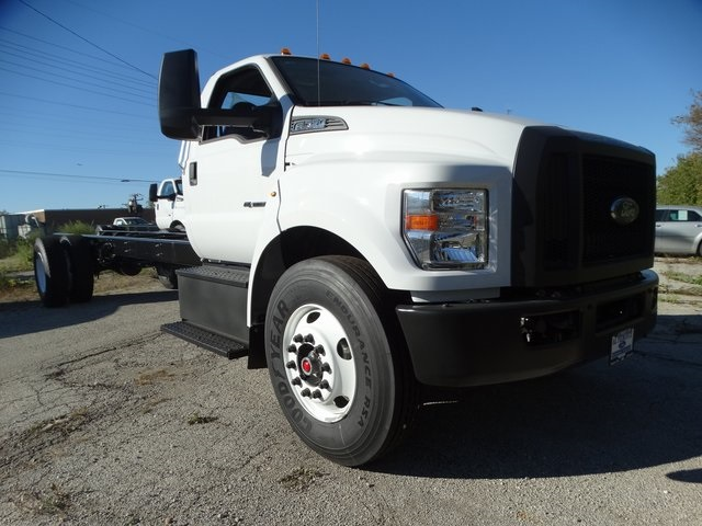 2018 F-650 Regular Cab DRW 4x2,  Cab Chassis #56170 - photo 10