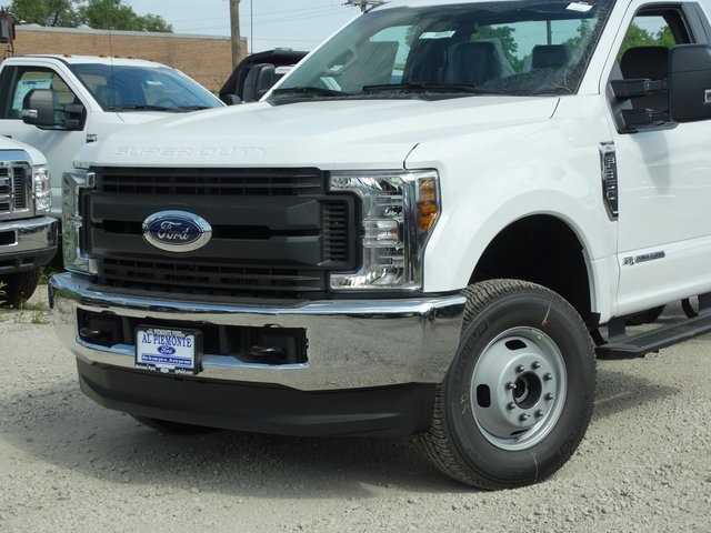 2019 F-350 Regular Cab DRW 4x2,  Cab Chassis #56189 - photo 3