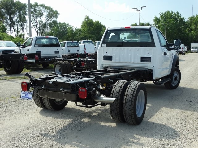 2019 F-450 Regular Cab DRW 4x2,  Cab Chassis #56192 - photo 2