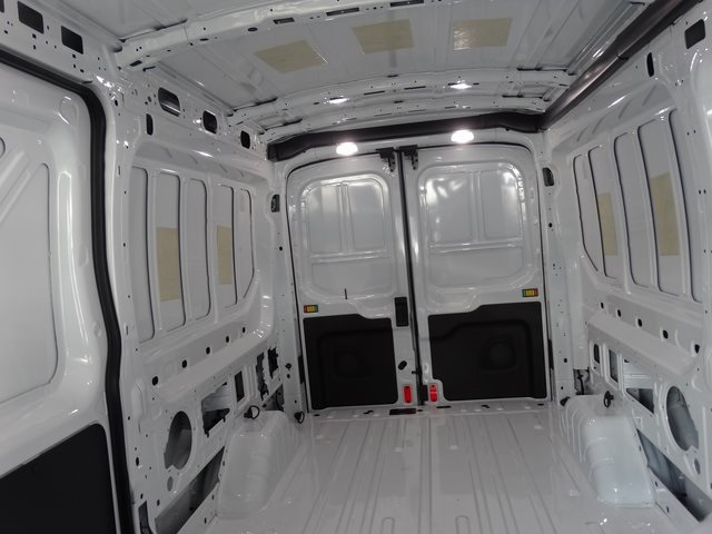 2018 Transit 250 Med Roof 4x2,  Empty Cargo Van #56195 - photo 2