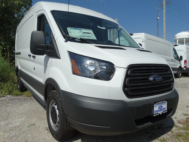 2018 Transit 250 Med Roof 4x2,  Empty Cargo Van #56195 - photo 12