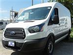 2018 Transit 250 Med Roof 4x2,  Empty Cargo Van #56195 - photo 1