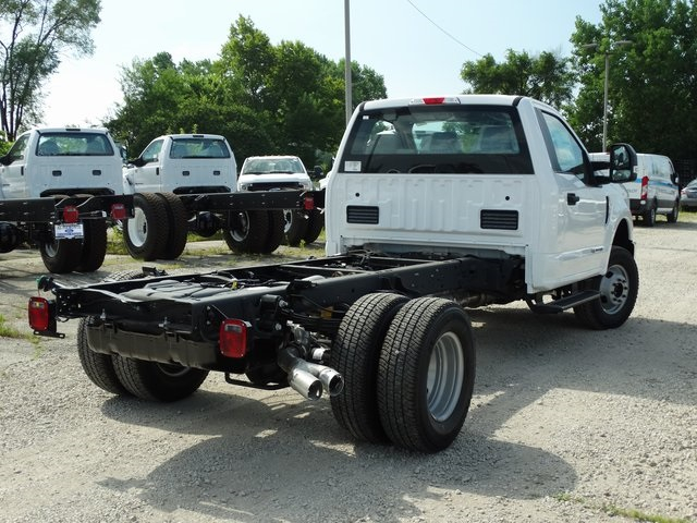 2019 F-350 Regular Cab DRW 4x4,  Cab Chassis #56198 - photo 2