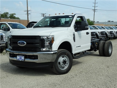 2019 F-350 Regular Cab DRW 4x4,  Cab Chassis #56198 - photo 1