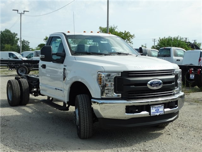 2019 F-350 Regular Cab DRW 4x4,  Cab Chassis #56198 - photo 6