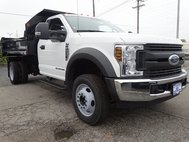 2018 F-450 Regular Cab DRW 4x2,  Monroe Dump Body #56200 - photo 13
