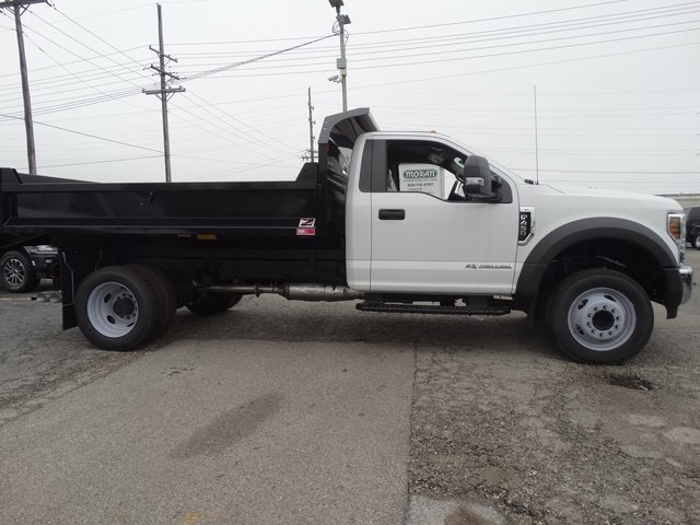 2018 F-450 Regular Cab DRW 4x2,  Monroe Dump Body #56200 - photo 14
