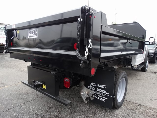 2018 F-450 Regular Cab DRW 4x2,  Monroe Dump Body #56200 - photo 15