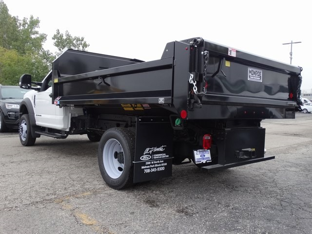 2018 F-450 Regular Cab DRW 4x2,  Monroe Dump Body #56200 - photo 2
