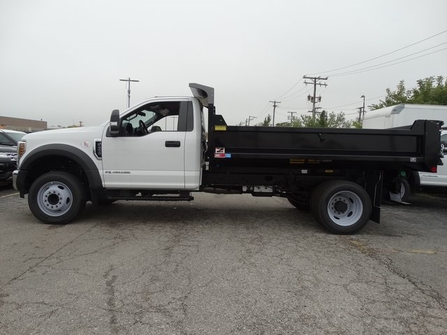 2018 F-450 Regular Cab DRW 4x2,  Monroe Dump Body #56200 - photo 17