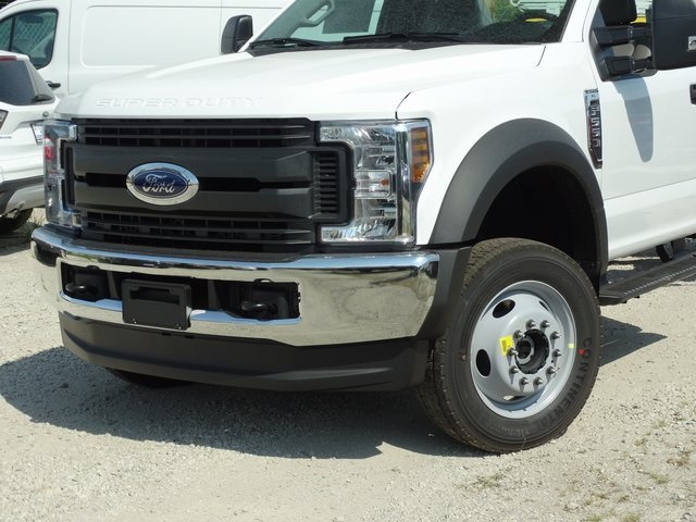 2019 F-550 Regular Cab DRW 4x4,  Cab Chassis #56205 - photo 3