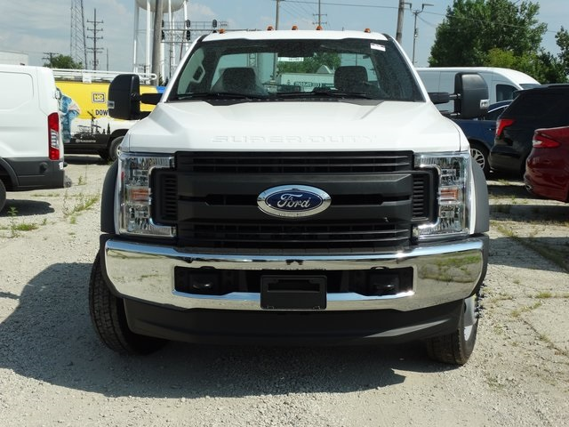 2019 F-550 Regular Cab DRW 4x4,  Cab Chassis #56205 - photo 5