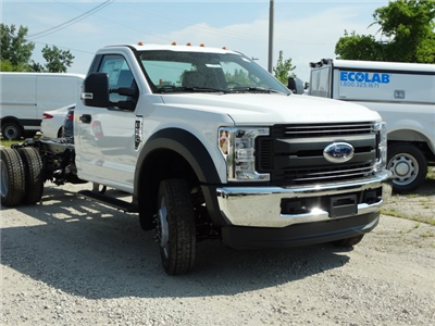 2019 F-550 Regular Cab DRW 4x4,  Cab Chassis #56205 - photo 6