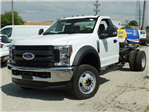 2019 F-550 Regular Cab DRW 4x4,  Cab Chassis #56205 - photo 1