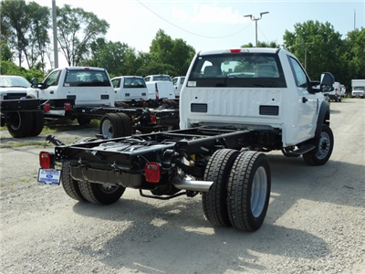 2019 F-450 Regular Cab DRW 4x2,  Cab Chassis #56207 - photo 2