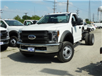 2019 F-450 Regular Cab DRW 4x2,  Cab Chassis #56207 - photo 1