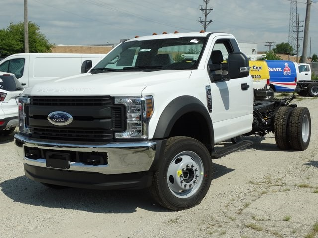 2019 F-550 Regular Cab DRW 4x4,  Cab Chassis #56220 - photo 1
