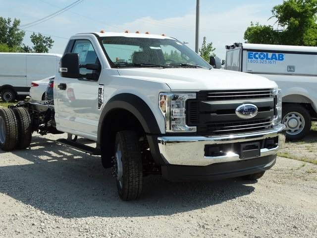 2019 F-550 Regular Cab DRW 4x4,  Cab Chassis #56220 - photo 6