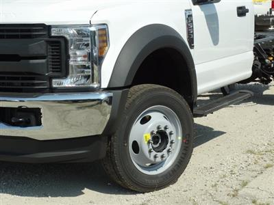 2019 F-550 Regular Cab DRW 4x4,  Cab Chassis #56220 - photo 4
