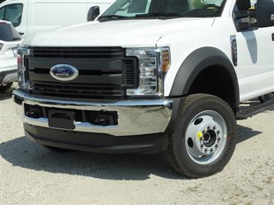 2018 F-550 Regular Cab DRW 4x2,  Cab Chassis #56227 - photo 3