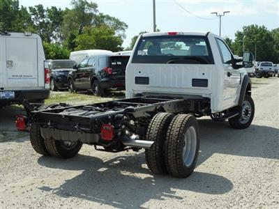 2018 F-550 Regular Cab DRW 4x2,  Cab Chassis #56227 - photo 2