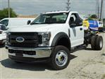 2018 F-550 Regular Cab DRW 4x2,  Cab Chassis #56227 - photo 1