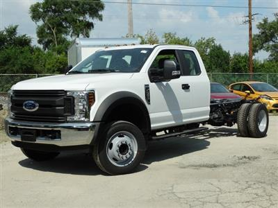 2019 F-550 Super Cab DRW 4x2,  Cab Chassis #56228 - photo 1