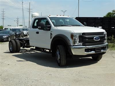 2019 F-550 Super Cab DRW 4x2,  Cab Chassis #56228 - photo 6