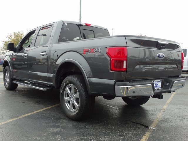 2018 F-150 SuperCrew Cab 4x4,  Pickup #56236 - photo 2