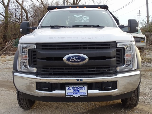 2018 F-450 Regular Cab DRW 4x2,  Knapheide Drop Side Dump Body #56246 - photo 6