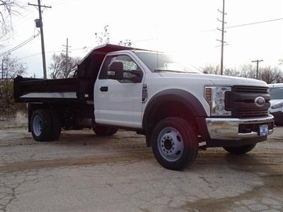 2018 F-450 Regular Cab DRW 4x2,  Knapheide Drop Side Dump Body #56246 - photo 5