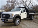 2018 F-450 Regular Cab DRW 4x2,  Knapheide Dump Body #56246 - photo 1