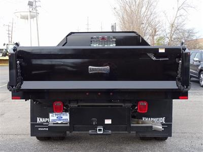 2018 F-550 Regular Cab DRW 4x2,  Knapheide Drop Side Dump Body #56253 - photo 9