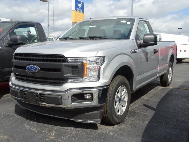 2018 F-150 Regular Cab 4x2,  Pickup #56278 - photo 1