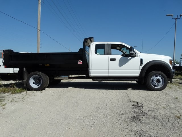 2018 F-450 Super Cab DRW 4x4,  Monroe Dump Body #56312 - photo 17